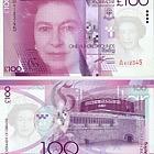 2011 £100