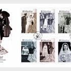 HM Queen Elizabeth's 70th Wedding Anniversary (FDC-S)