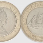 2005 £2 Battle of Trafalgar