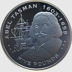 Silver Abel Tasman - Explorers
