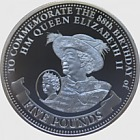 Queen's 88th Birthday - Coin 1
