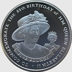 Queen's 88th Birthday - Coin 2