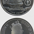 60 Glorious Years Coin 3 - Queen's 80th Birthday