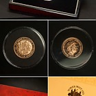 SOLD OUT One Sovereign - Her Majesty Queen Elizabeth II 65th Anniversary of the Coronation