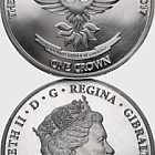 St John Crown Coin