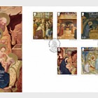 Christmas 2018 - Birth and Adoration of Jesus Christ - FDC Set