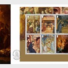 Christmas 2018 - Birth and Adoration of Jesus Christ - FDC M/S