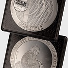 1 lingotto d'argento moneta Troy Ounce