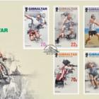 Giochi di isole XVIII a Gibilterra