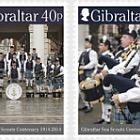 Gibraltar Sea Scouts Centenary - CTO