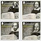 Shakespeare 450th Anniversary - Set CTO