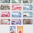 60 Years 1st Stamp Definitive Of QE II 1953 - CTO