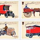 Europa 2013 'Postal Vehicles' - CTO