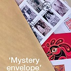 Special Offer: Mystery Envelope of FDC & Packs. Only £59.95!