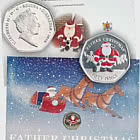 SOLD OUT - Christmas 2019 Coloured 50p Coin Card