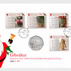SOLD OUT - PRE-ORDER Christmas 2019 Stamps & Coins Cover