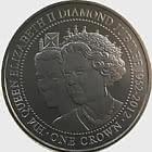 Diamond Jubilee - Double Portrait 2012