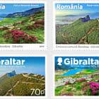 Gibraltar - Romania Joint Issue - Set CTO