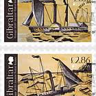 Europa 2020 - Ancient Postal Routes - Set CTO