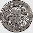 1995 Island Games One Crown - 7 Sports