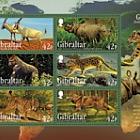 Endangered Animals II - M/S Mint