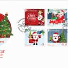 Christmas 2020 - FDC Set