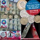 15% Korting: Calpe House Coin Pack 2018 BESPAAR £ 4,50! - BLACK FRIDAY AANBIEDING