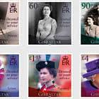 95 ° Compleanno di Sua Maestà la Regina Elisabetta II