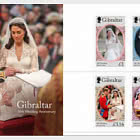 The Duke & Duchess of Cambridge 10th Wedding Anniversary - PP Set
