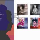 Sello Y Moneda Limitada De 95 Cumpleaños De Queen