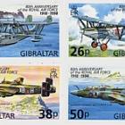 英国皇家空军成立 80 周年