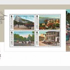Old Gibraltar Views III- (FDC M/S)