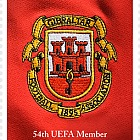 54th Member Of UEFA