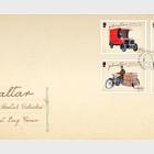 Europa 2013 'Postal Vehicles'