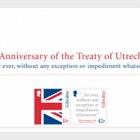 300th Anniversary-Treaty of Utrecht