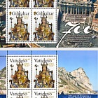 Joint Issue Gibraltar - Vatican