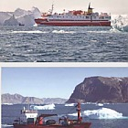 Norden III, Ships