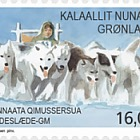 Sports in Greenland II 1/3 National dogsled championships