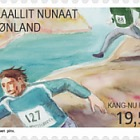 Sports in Greenland II 2/3 Kang-Nu race