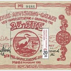 Old Banknotes - (MS) 1/2