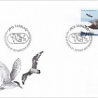 TAAF - Joint Issue - (FDC Single Stamp - 2/2 )