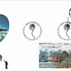 Environment in Greenland - (FDC Single Stamp - 1/2)
