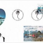 Environment in Greenland - (FDC Single Stamp - 2/2)