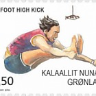 Sports in Greenland III 2/3: Two Foot High Kick