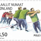 Sports au Groenland III 3/3 Jeux inuits et dénés: Pole Push