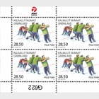 Sports in Greenland III - (3/3 Sheetlet of 10 Stamps)