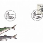Fish in Nordic Waters 2018 - (FDC Single Stamp - Herring)