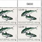 Fish in Nordic Waters 2018 - (Upper Marginal - Mackerel)