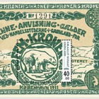 Old Greenlandic Banknotes II - 2/2 M/S