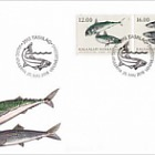 Fish in Nordic Waters 2018 - (FDC Set)